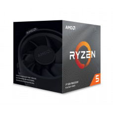 AMD RYZEN 5 3600 CPU 3.60GHZ 6-CORE with Wraith Stealth Cooler